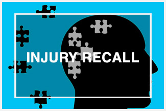 Injury Recall in Middleton WI